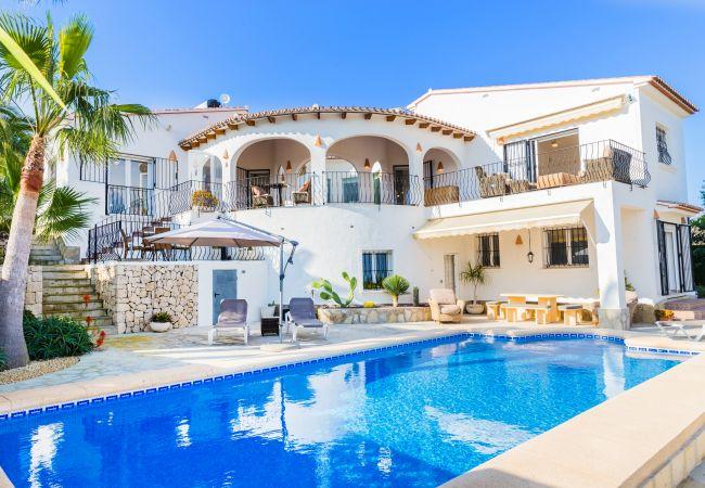 Villa en Benitachell - Villa Colina Panoramic View, Moderna con Piscina Privada